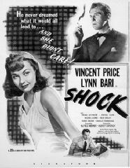 Shock 1946 DVD - Vincent Price / Lynn Bari
